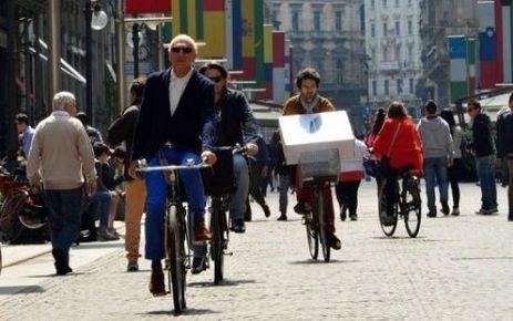 L'Italie à vélo dépasse (presque) les autos - Le Parisien   velocosm   Scoop.it