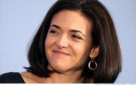 Facebook's Sandberg is now a billionaire | The Art of Technology | Scoop.it