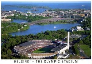Catch Sporting History at Helsinki Olympic Stadium | Finland | Scoop.it