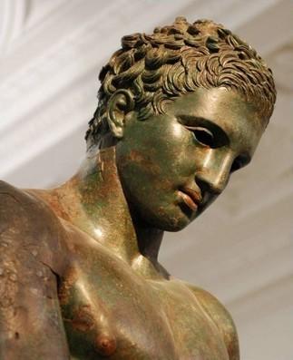 El atleta griego que salió del mar, en el British Museum | LVDVS CHIRONIS 3.0 | Scoop.it