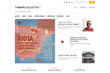 Former NY Observer boss to launch wine website | Autour du vin | Scoop.it
