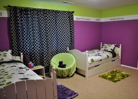 How to Mix and Blend Colours in Your Bedroom | Home Improvement | Scoop.it