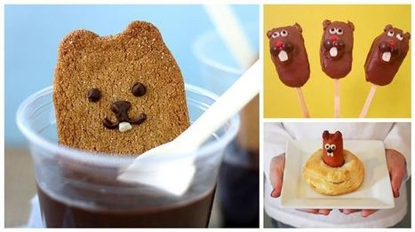 Celebrate Groundhog Day with These 3 Amazing Treats! | zennon queiroz | Scoop.it