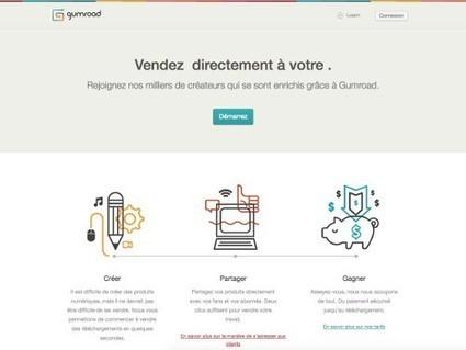 Gumroad, pour vendre vos fichiers numériques (comme des ebooks) en ligne | François MAGNAN  Formateur Consultant | Scoop.it