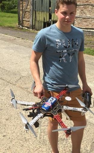 Un drone pour attirer les touristes | Économie de proximité | Scoop.it