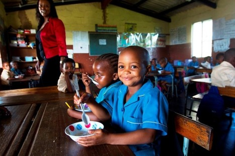 Kellogg's Breakfast for Better Days - Dreams to Reality | South Africa Volunteer Programs | Scoop.it