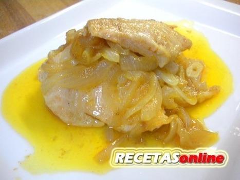 Salmón en escabeche (en microondas)- | -RECETAS online- | A cocinar | Scoop.it