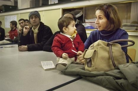 Opnieuw meer asielaanvragen ingediend | Vluchtelingen en Asielzoekers in België | Scoop.it
