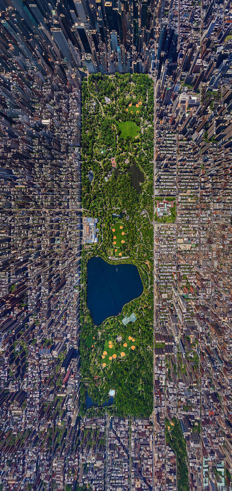11 bird's-eye views of the world that will leave you speachless | GLOBAL GLEANINGS: Culling Content on Global Education, Diversity, Sustainability, and Service. | Scoop.it