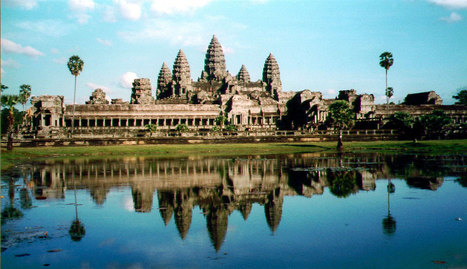 Angkor Wat, Cambodia | Ancient Castles & Monasteries | Scoop.it