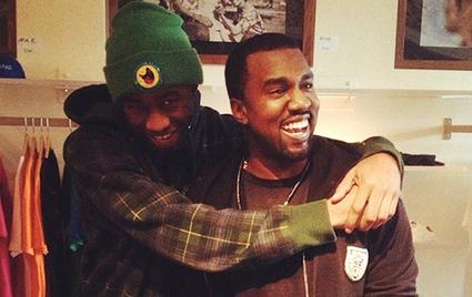 Kanye West change son site Internet à cause de Tyler, The Creator   Rap , RNB , culture urbaine et buzz   Scoop.it