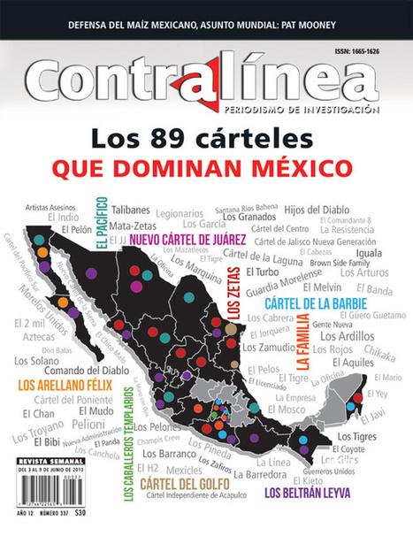 Los 89 cárteles que arrasan México   Seguridad, terrorismo y narcotráfico   Scoop.it