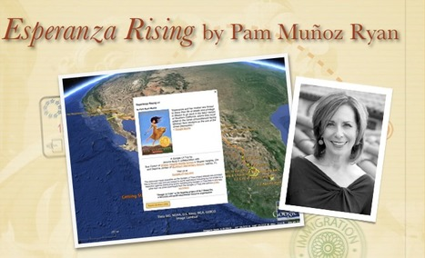 Esperanza Rising by Pam Muñoz Ryan | Google Lit Trips: Reading About Reading | Scoop.it