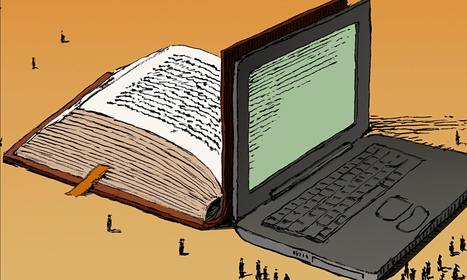 The internet isn't harming our love of 'deep reading', it's cultivating it | Litteris | Scoop.it