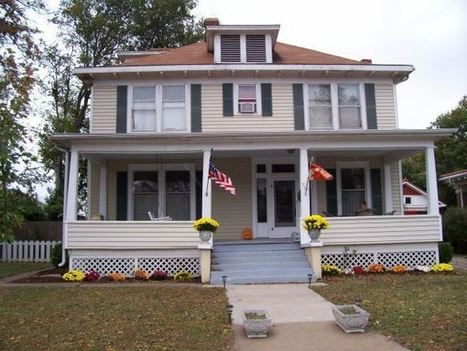 Historic home (Coffeyville, KS) for Sale | properties for sale in kansas | Scoop.it
