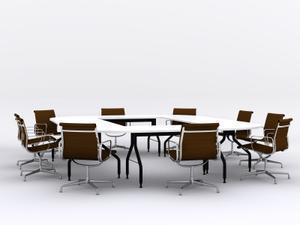 Do Collaborative Workspaces Work Workspace design exerts a powerful effect on behavior. For better or worse.   Office Environments Of The Future   Scoop.it