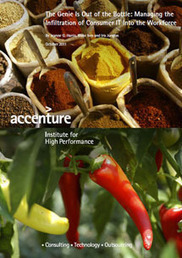 Tackling and Managing IT Consumerization - Accenture Research | Consumerization of IT | Scoop.it