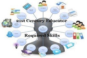 21st Century Educator? You Must Know These Skills | Educational Leadership and Technology | Scoop.it