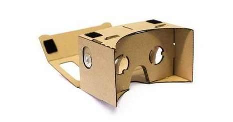 Réalité virtuelle : Google révèle quelques chiffres sur le Cardboard | Clic France | Scoop.it