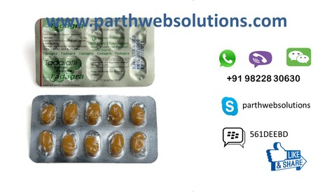 Tadagra SoftGel Capsule (Tadalafil) | Pharmacy Dropshipping | Scoop.it