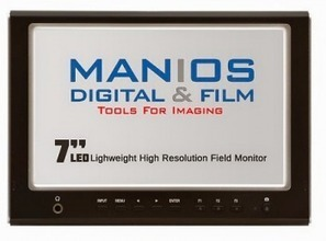 Manios Digital & Film Drops Low-Cost High Resolution 7″ HDMI Field Monitor at NAB 2014: | WorkingCinematographer | Scoop.it