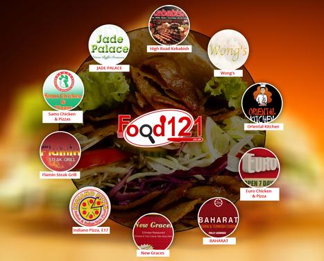 Order Takeaway Online - Local food delivery in London. | Food | Scoop.it