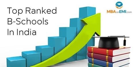 Top Notch B-schools in India | MBA in India | Scoop.it