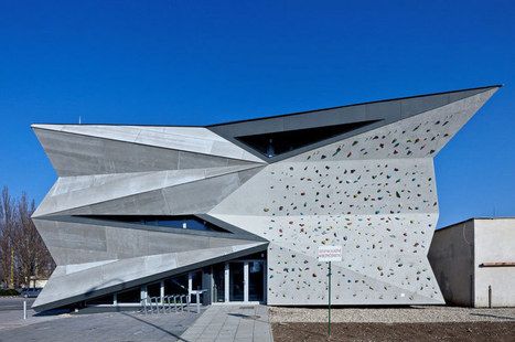A Heat Exchanger is Transformed into a Contemporary Cultural + Sports Center | Emprendimiento | Scoop.it
