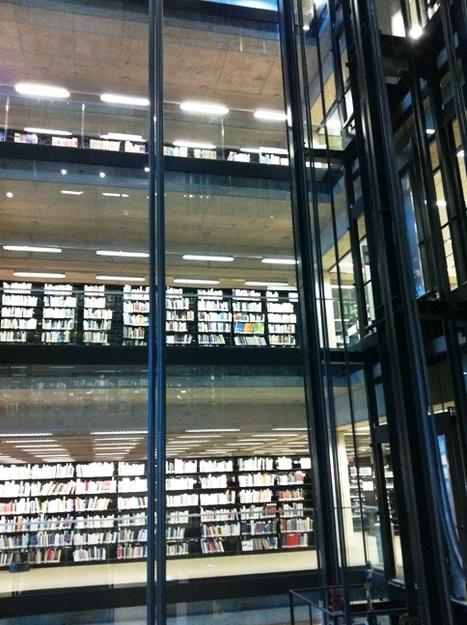 Les cinq commandements du parfait rat de bibliothèque montréalais | Montréal est gratuit | Radio-Canada.ca | Bibliothèque de Toulouse | Scoop.it
