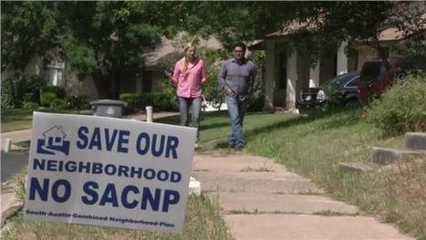 South Austinites Fight to Preserve Decades-Old Neighborhood - TWC News | MySpy Birdhouse | Scoop.it
