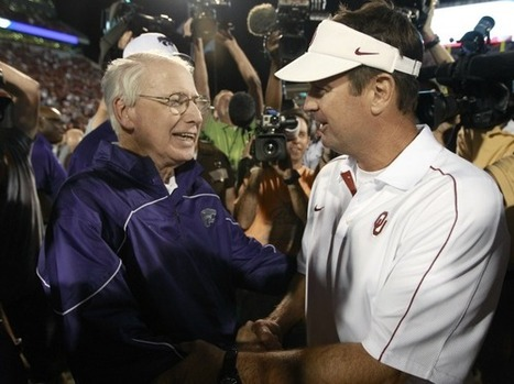 Kansas State's Bill Snyder wins without the paper stars - CBSSports.com (blog) | All Things Wildcats | Scoop.it