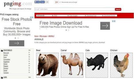 PngImg: miles y miles de imágenes PNG con fondo transparente para descargar | Educacion, ecologia y TIC | Scoop.it