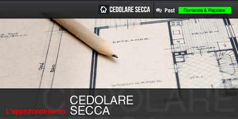 Cedolare secca nel caso di comproprietà | Affitto Protetto News | Scoop.it