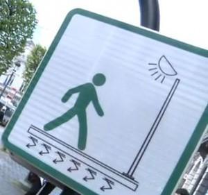 Le trottoir électrique producteur d'énergie s'exporte aux Etats-Unis ... | Villes en transition | Scoop.it