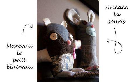 Les doudous à coudre - Plus près d'Acapulco | Couture facile | Scoop.it
