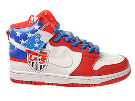 Captain America Nike Shoes | Captain America Nikes | fashion | Scoop.it