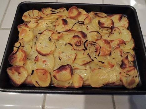 Potato Pizza | Leivontaohjeita | Scoop.it