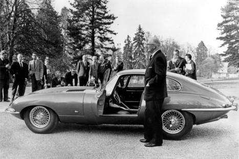 Jaguar Type E | MyGT | Histoire du sport automobile : le passé au présent... | Scoop.it