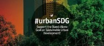 UCLG campaigns for urban Sustainable Development Goal (SDG) | Local Government and Transparency | Scoop.it