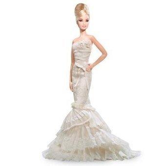 Barbie Wedding Dresses designed by Vera Wang | Barbie's Body: Art, Fashion & Jewellery | Scoop.it