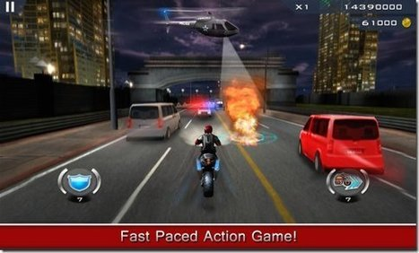 Official Dhoom 3 Bollywood Inspired Motorcycle Games Hits BlackBerry 10 (Free) - BerryReview | Art | Scoop.it