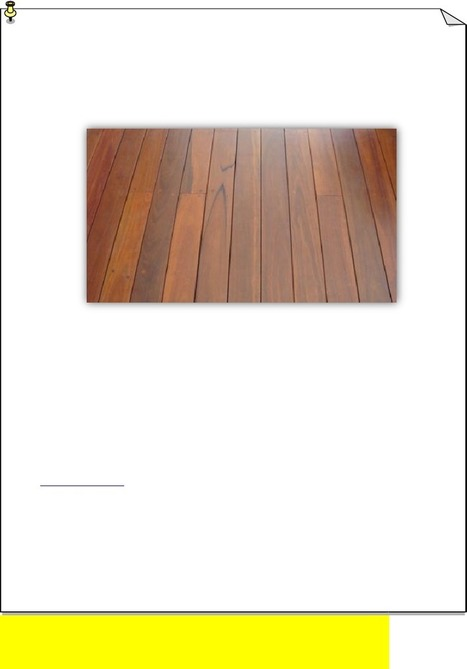 CHOOSING THE RIGHT TIMBER FLOORING FOR YOUR HOME   Your Ultimate Guide to Timber   Scoop.it