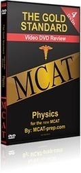 MCAT Physics: Video CDs, DVDs, Audio MP3s   MCAT Books   Scoop.it