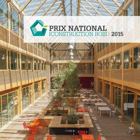 Prix national de la construction bois - PNCB 2015 | Peinture écologique à l'huile de lin | Scoop.it