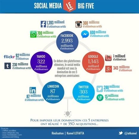 Réseaux sociaux : marque unique ou logique de groupe ? » David Fayon | Réseaux sociaux, réseaux sociaux d'entreprise, réseaux collaboratifs... | Scoop.it