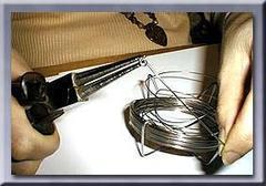 Faire des fermoirs métallique pour lactes | bijoux en pâte fimo | Scoop.it
