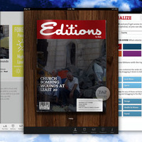 Editions Turns Global News, Local Events, and Your Life into a Beautiful Daily iPad Magazine | Tools You Can Use | Scoop.it