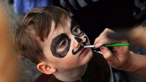 Tests find toxic metals in children's Halloween makeup | Sustain Our Earth | Scoop.it
