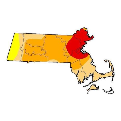Extreme drought worsens in Masschusetts | Rob Haneisen | Metrowest Daily News | Sustain Our Earth | Scoop.it