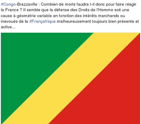 Congo-Brazzaville : Combien de morts faudra t-il donc pour faire réagir la France | Actualités Afrique | Scoop.it